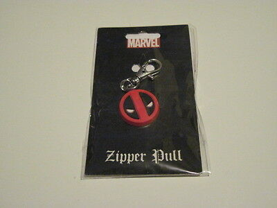Zipper Pull Marvel Deadpool Use For Clothes Luggage Backpacks Purses More