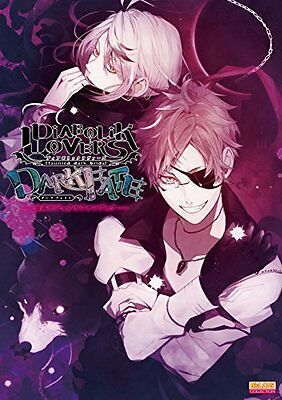 Diabolik Lovers Dark Fate Official Visual Fan Book
