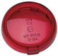 Turn Signal Lens Drag Specialties Red 162374-HC3