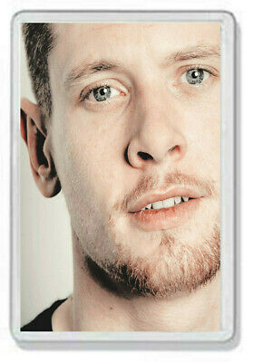 Jack O'Connell (Cook from Skins) Fridge Magnet