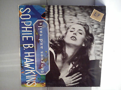 Sophie B. Hawkins - Tongues and tails  ..........................Vinyl