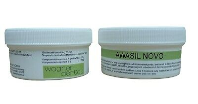AWASIL 40 Kneading Silicone Putty 1:1, 40 Shore A Mould silicone 280 g
