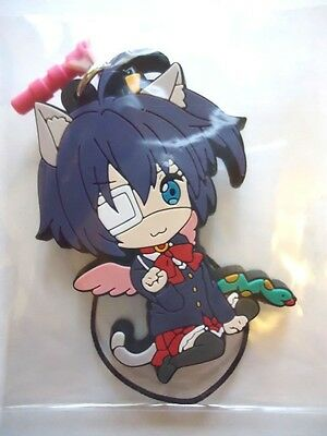 VERY RARE❤Love, Chunibyo & Other Delusions❤Rubber Strap❤Rikka❤Japan ZA