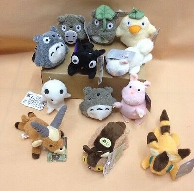 New Studio Ghibli Spirited Away Totoro Princess Mononoke Soft Plush Toys Dolls