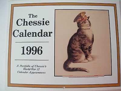 Chessie Calendar 1996 by C&O Historical Society The Official One