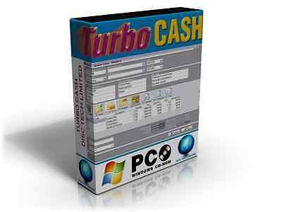 Turbo Cash Pro Business Accounting Accounts New Software Program