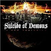 Suicide of Demons - A New Beginning (2011)  CD NEW/SEALED  SPEEDYPOST