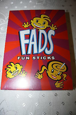 FADS Fun Sticks 48 x 15g Packs Box
