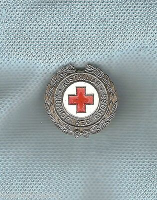 #d165.  Australian Junior Red Cross  Lapel  Badge