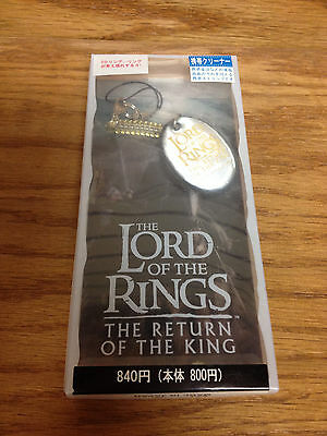"LOTR Lord of the Rings ""Return of the King"" Cellphone Charm"
