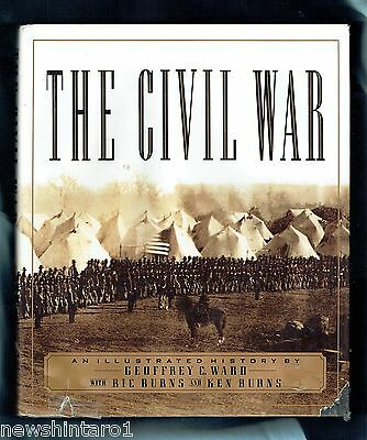 #Rr.  Usa Civil War   Military Book - An Illustrated History