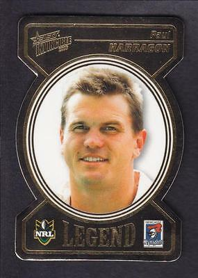 Select 2006 Invincible Paul Harragon Legend Ldc7