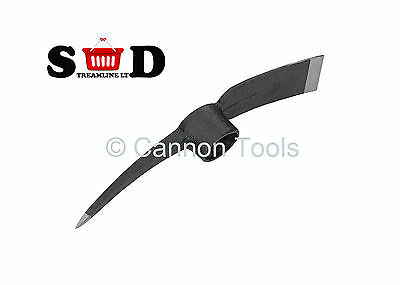 5lb Pick Axe Head Mattock Pickaxe Heat Treated Steel Hand Tool Quality CT0428