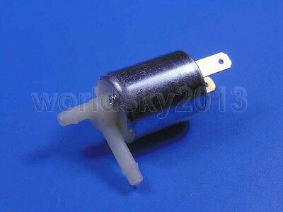 1pc DC12V Normally Closed Type Electronic Control Solenoid Discouraged Air Valve