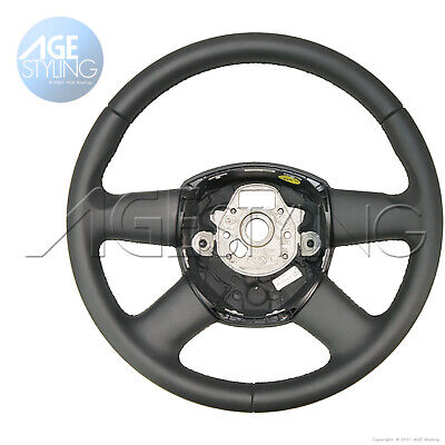 Audi A4 A6 A8 Q7 4-spokes Leather Steering Wheel # 8P0419091BF1KT 8K0419091BF1KT