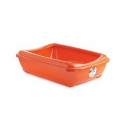 Clean 'N' Tidy Cat Litter Tray Fun With Rim, 50cm Extra Deep Tray