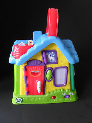 Leap Frog My Discovery House Interactive Light Up Talking Musical