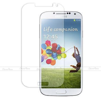 100x CLEAR SCREEN PROTECTOR FILM LOT BULK FOR SAMSUNG GALAXY S4 IV i9505 i9500