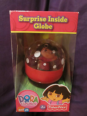 """NEW DORA AND SURPRISE """"Bracelet"""" Xmas Stocking Stuffer Collectable in a GLOBE"""
