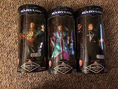 Babylon 5 Limited Edition Action Figure