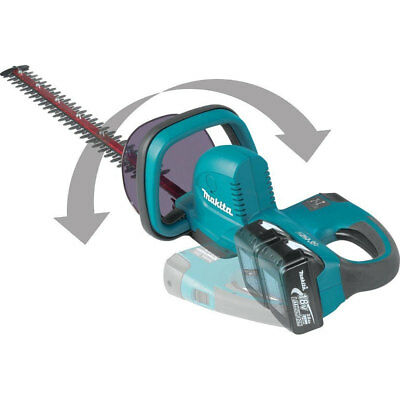 Makita 18V X2 LXT Cordless Lithium-Ion (36V) Hedge Trimmer Bare Tool XHU04Z NEW