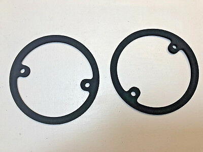 Ford Anglia 105E/ 123E saloon .....   Rear saloon stoptail lens gasket (per 2)