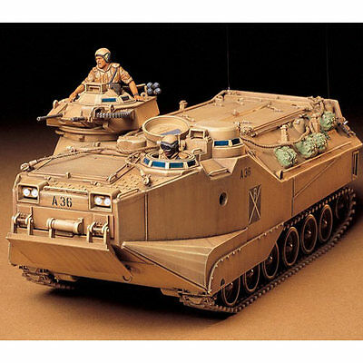 TAMIYA 35159 US Marine AAVP7A1 1:35 Military Model Kit