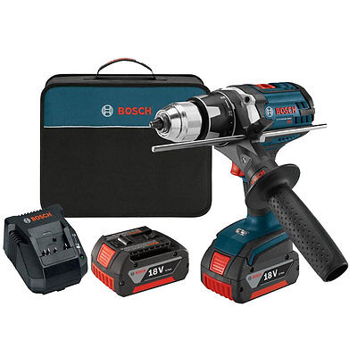 Bosch Tools 18V Li-Ion 1/2'' Drill Driver w/Active Response DDH181X-01 New