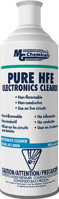 MG Chemicals 411-300G Pure HFE Solvent Electronics Cleaner 300G Bottle
