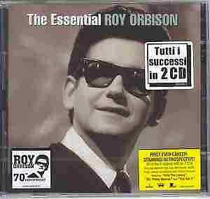 Roy Orbison The Essential  -2Cd   Country-Blues
