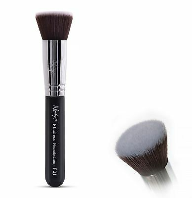 NANSHY Professional Flat Top Head Foundation Make Up Brush Liquid Powder MAKEUP