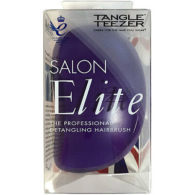 Tangle Teezer Original Purple Detangling Hair Brush Purple Crush