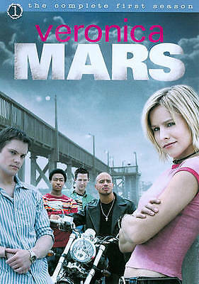 VERONICA MARS COMPLETE FIRST SEASON 1 6 DVD Set