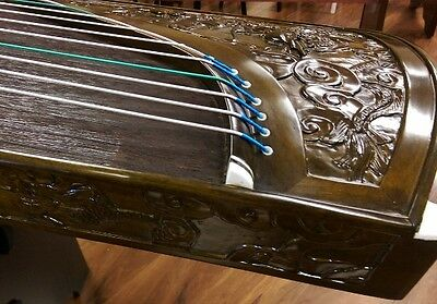 Sound of China Concert Golden-thread Nanmu Guzheng, Chinese Zither Instrument