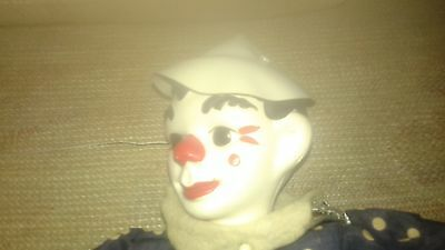 Vintage, Original, And Rare Effanbee Clippo The Clown