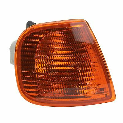 Vw Polo Mk4 Saloon & Estate 1996-1999 Front Indicator Amber Drivers Side O/S