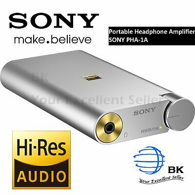 Sony PHA-1A Portable Headphone Amplifier for Walkman Xperia iPod/iPhone/iPad
