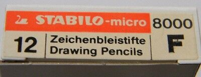 Stabilo Micro Schwan-Stabilo Germany Pencil Pack of 12 Sharpened Drawing F