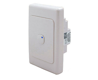 CABAC Advanced Wall Timer Switch 230VAC 10A HNS220TD SClick