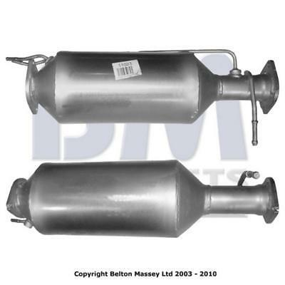 Diesel Particular Filter / Dpf For Ford Mondeo 2.0 2007-2010 Bm11023