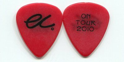 ERIC CLAPTON 2010 Guitar Pick!!! Merch from show #1