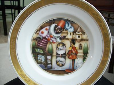 1975 HANS CHRISTIAN ANDERSEN PLATE, STEADFAST TIN SOLDIER, PRIVATE COMMISSION