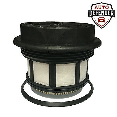 1 Fuel Filter + Cap for 98-03 Ford F & E Series 7.3L Powerstroke Diesel