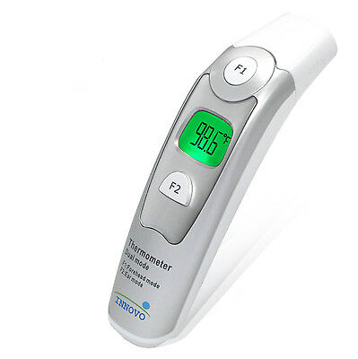 Innovo Medical Digital Forehead and Ear Thermometer for Babies and Adults