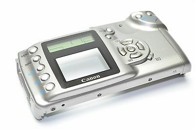Canon EOS 300D (EOS Digital Rebel / EOS Kiss Digital) Rear Cover With LCD Part