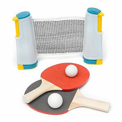 Instant Table Tennis ~ Play A Game On Any Table Top