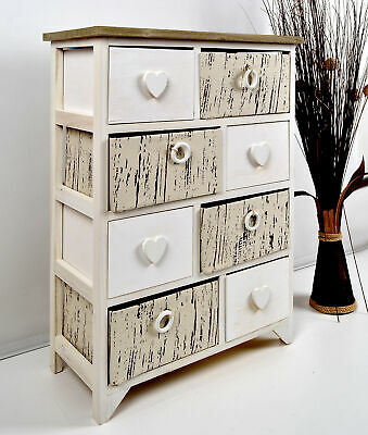 modern holly design 6 drawer chest unit basket drawer with. Black Bedroom Furniture Sets. Home Design Ideas