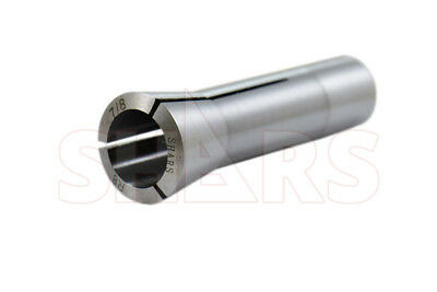 """Shars Precision R8 Round Collet 7/8"""" .0006"""" New"""