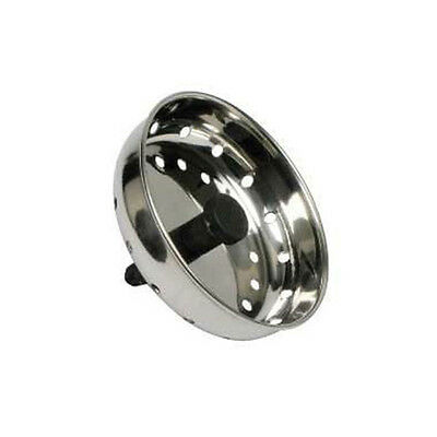 Winco SIK-3, 3-Inch Sink Strainer with 2.5-Inch Stopper