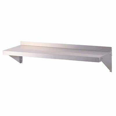 Turbo Air TSWS-1460, 60-inch Wall Mount Shelf, Stainless Steel